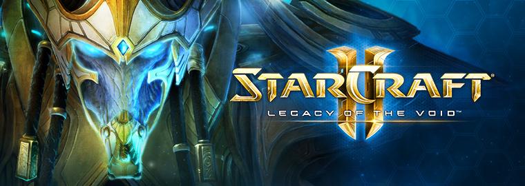 《星际争霸2:虚空之遗(StarCraft 2: Legacy of the Void)》免安装简体中文绿色版
